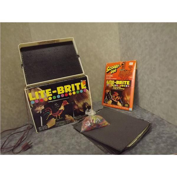 Vintage Lite-Brite (PM)