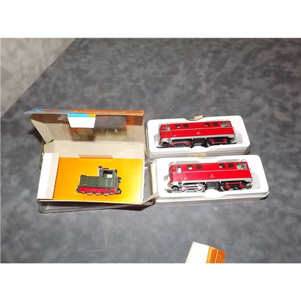 Liliput trains set HOE (TS)