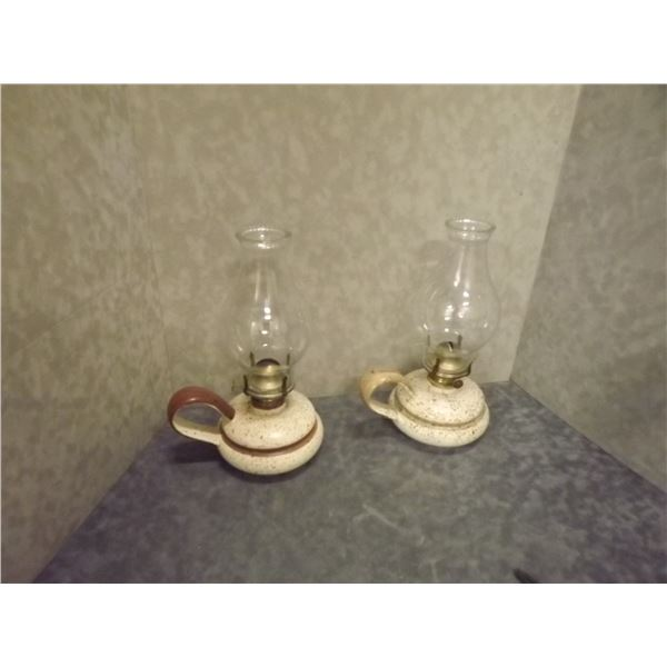 Ceramic Oil Lamp Rogers (DQ)