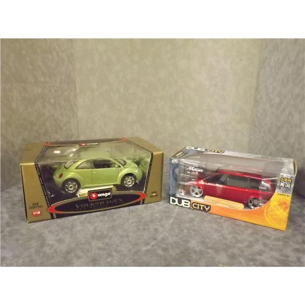 2 Dicast Hot Rod Cars (PH)