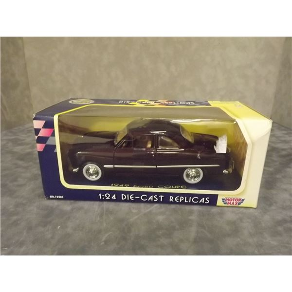 1 Diecast 1941 Willies Competion Coup 1:18 scale (PH)