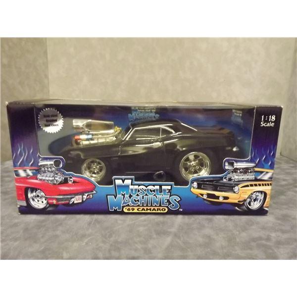 1 Dicast 1969 Camaro 1:18 scale (PH)
