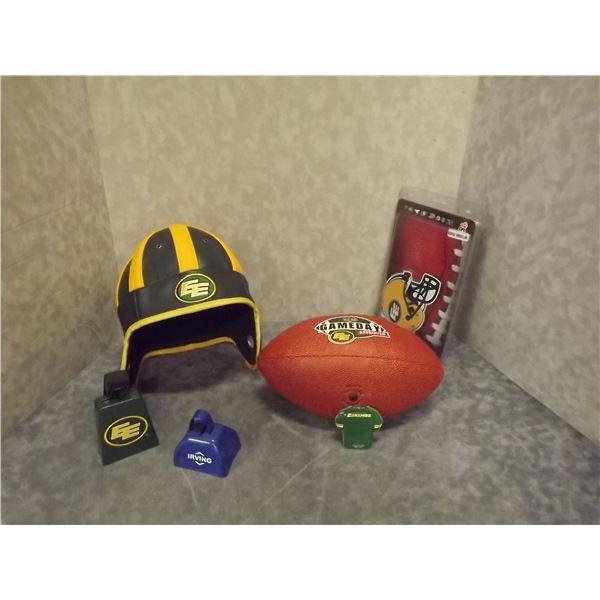 Edmonton Eskimos Fan Memorabilia vintage (D&M)