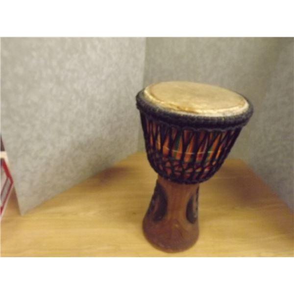 Vintage Djembe Drum (O)