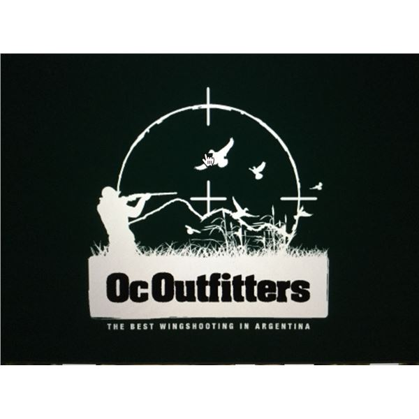 Argentina Dove hunt for 6 hunters with Octavio Crespo of OC Outfitters at Villa Del Totoral.