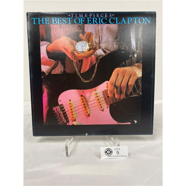 Eric Clapton (1982) Timepieces, The Best of Eric Clapton In Outer Bag