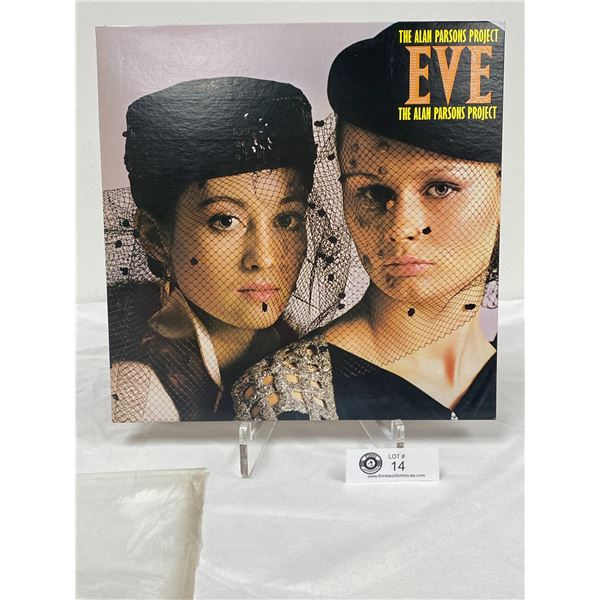The Alan Parsons Project (1979) Eve The Alan Parson's Project In Outer Bag