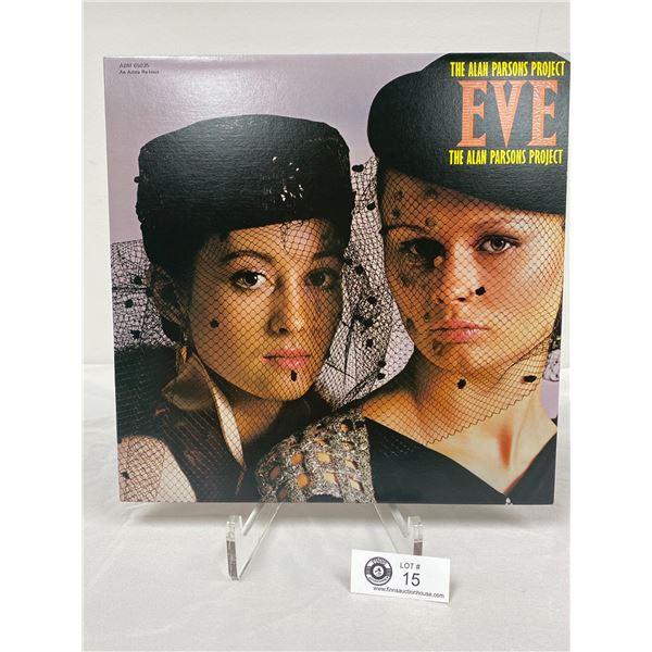 ARTIST REISSUE  The Alan Parson;s Project (1979) Eve The Alan Parson's Project