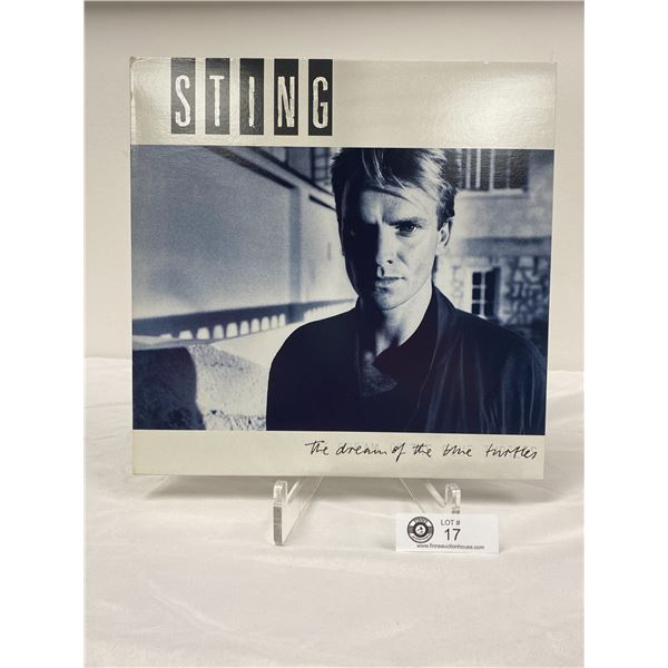 Sting (1985) The Dream Of The Blue Turtles In Outer Bag