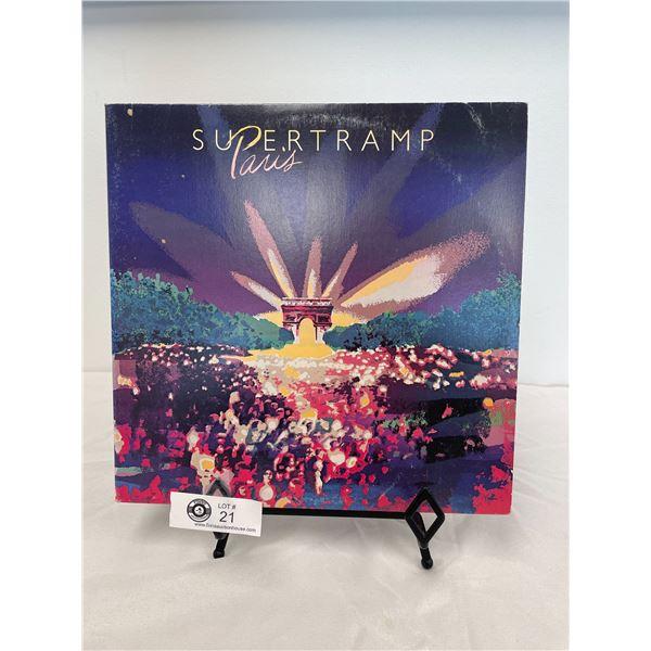 Supertramp (1980) Paris  In Outer Bag