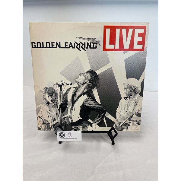 Golden Earring (1977) Live  In Outer Bag
