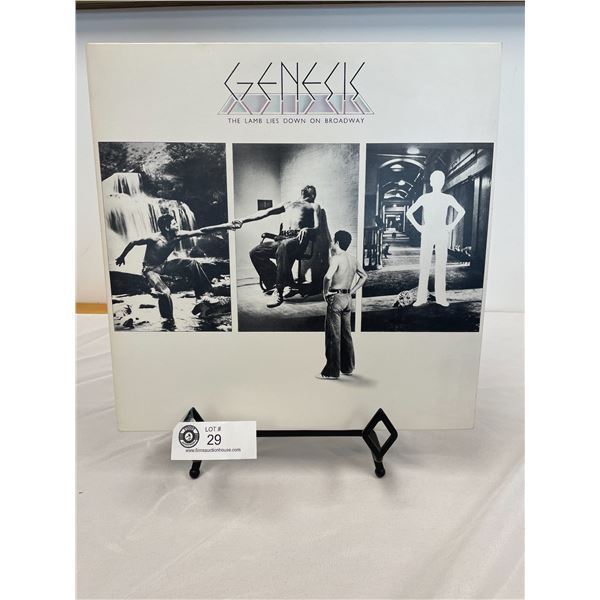 Genesis (1974) The Lamb Lied Down on Broadway In Outer Bag