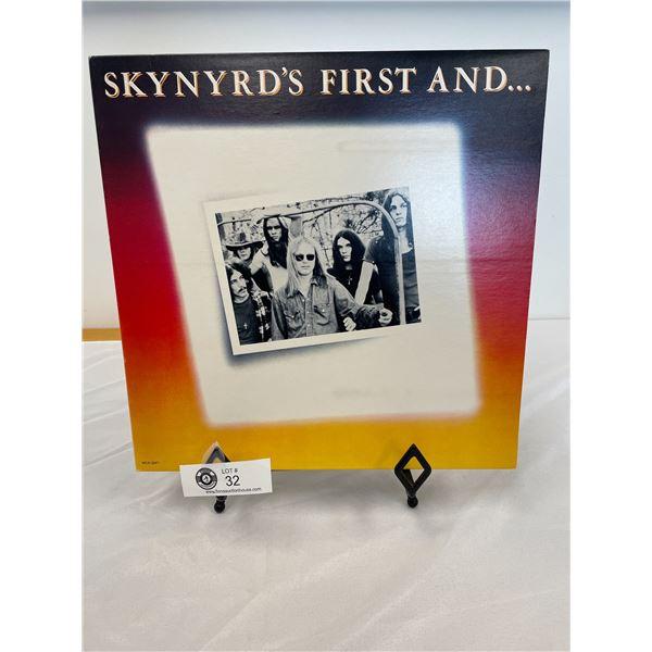 Lynyrd Skynyrd (1978) Skynyrd's First and…. Last  In Outer Bag