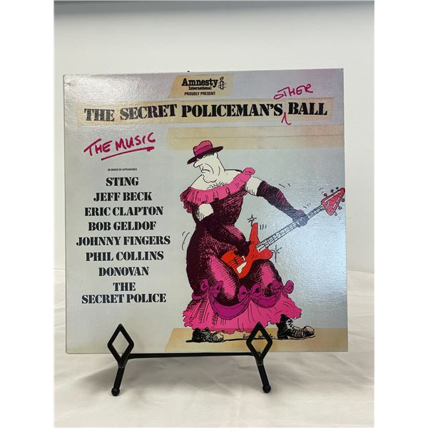 Amnesty International Proudly Presents (1981) The Secret Policeman's Other Ball  In Outer Bag
