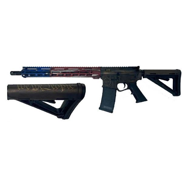Wise Arms AR Rifle  We the People Edition
