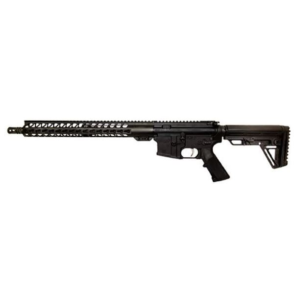 "Wise Arms AR 5.56 Optics Ready 16"" Rifle Black"