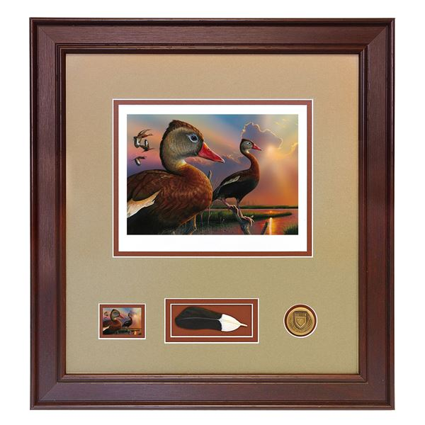 2020/2021 Federal Duck Stamp Print
