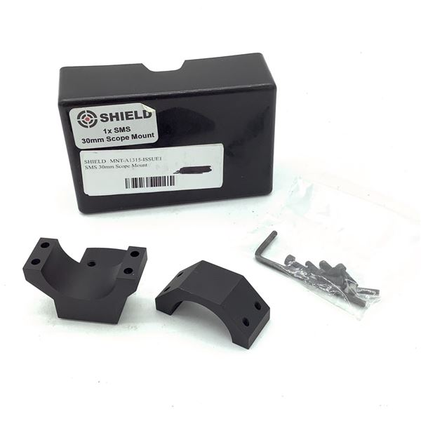 Shield SMS 30mm Scope Mount, New