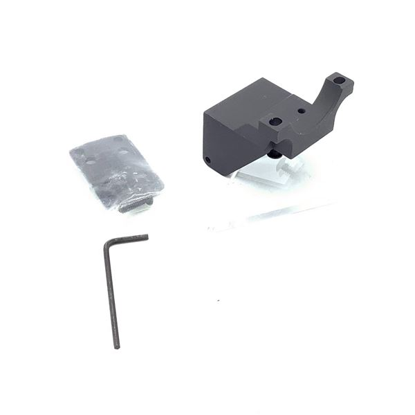 Shield SMS SD Mount Adapter for Trijicon ACOG, 4 x 32 W/ Guard Wings, New