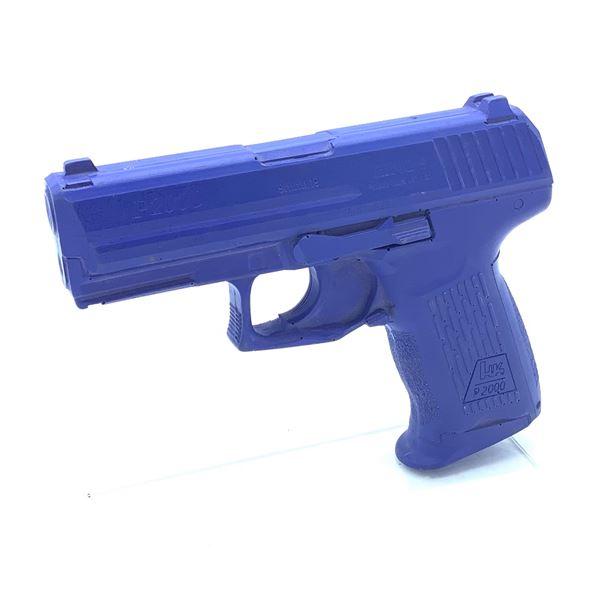 H& K P2000 9mm x 19 Dummy Gun