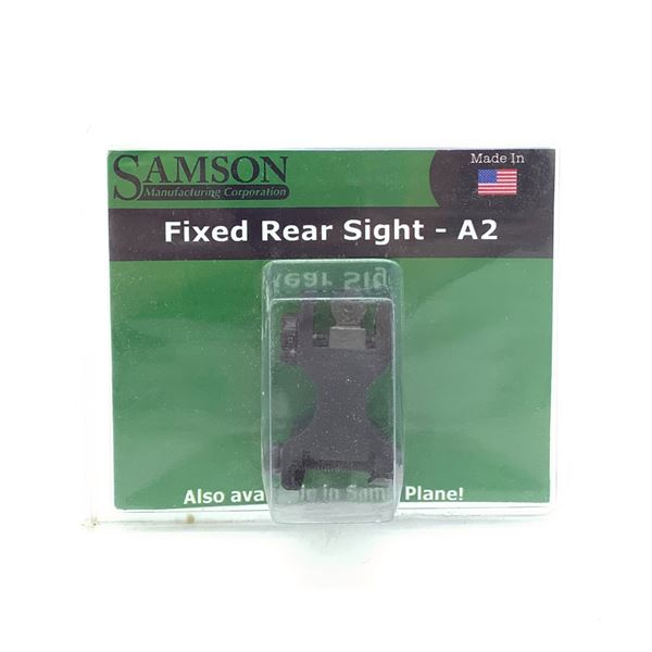 Samson Fixed Rear Sight for A2, New