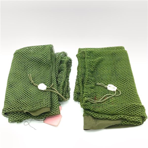 2 x Military Laundry Bags