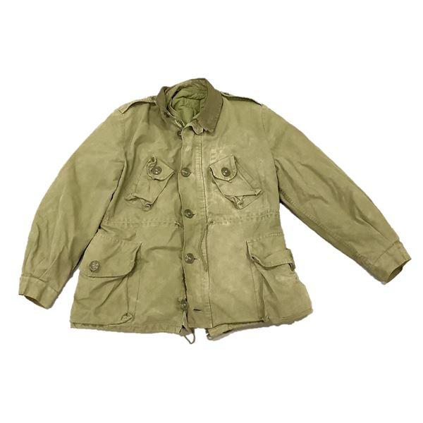 Olive Drab MKII Combat Jacket w/ MKII Combat Coat Liner, Size 6746