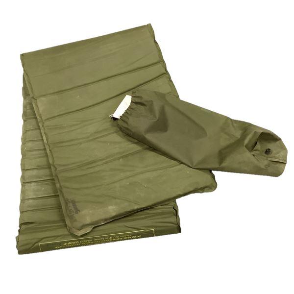 Military Self Inflating Air Mattress W/ Sleeve