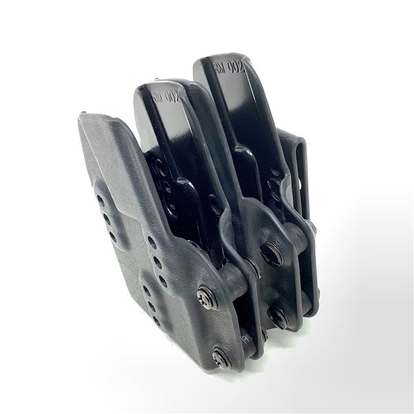 G-Code Ambi Double Rifle Magazine Carrier, Blk, New