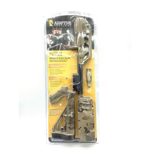 Adaptive Tactical Sidewinder Venom 10 Round Box Kit for Mossberg 500