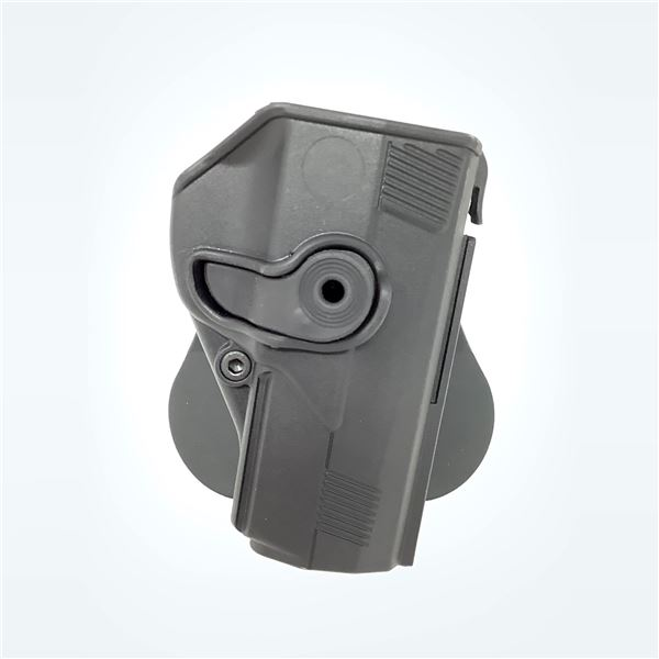 IMI Defense Retention Paddle Holster for Beretta Px4 9mm/ 40 Cal, Blk, New