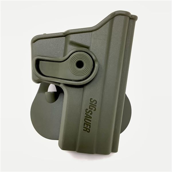 IMI Defense Retention Paddle Holster for Sig Sauer P229 ODG, New