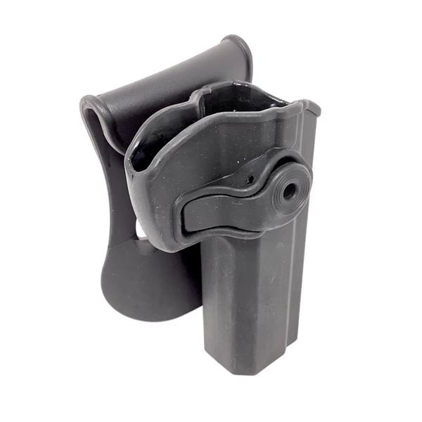 IMI Defense Retention Paddle Holster for CZ 75 SP-01 Shadow, Blk