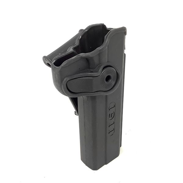Holster for 1911 45 Cal, Blk