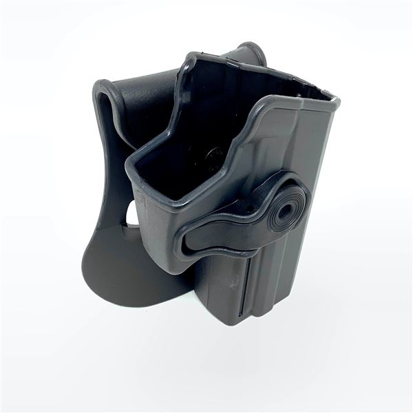 IMI Defense Retention Paddle Holster for H & K USP C 9mm / 40 Cal, Blk, New