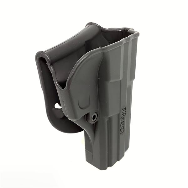 IMI Defense Retention Paddle Holster for Sig Sauer SP 2022, SP 2009, P Series, Blk, New