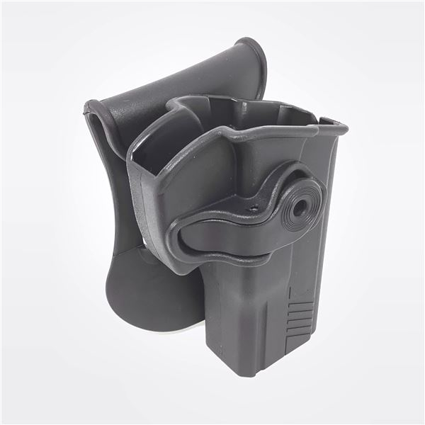 IMI Defense Retention Paddle Holster for Taurus PT 24/7, G2 Blk, New