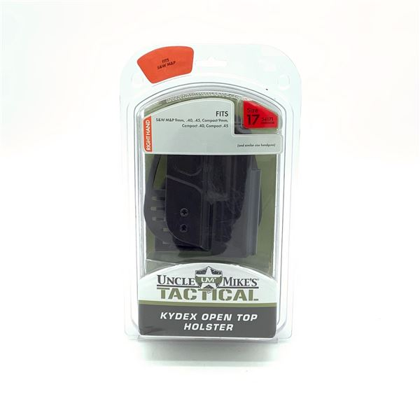 Uncle Mike's Tactical RH Holster for S & W M & P, Blk, New
