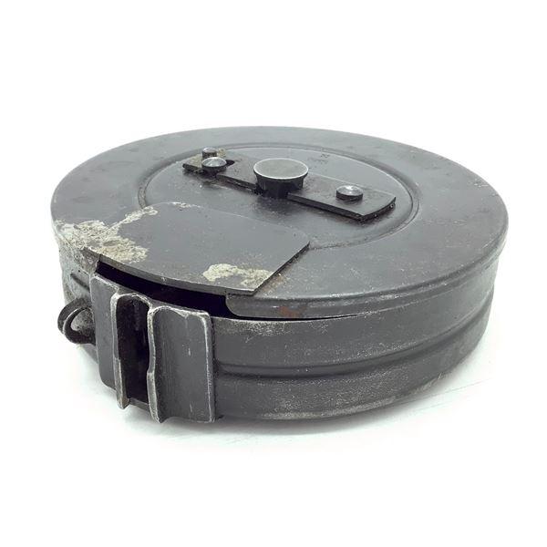 Suomi M-31 9mm 5 Round Drum Magazine
