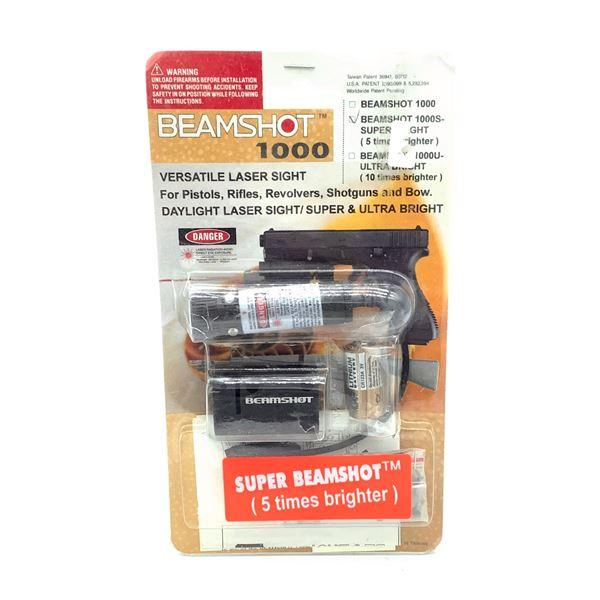 BeamShot 1000 Laserlight for Pistols, Rifles, Revolvers, Shotguns and Bows