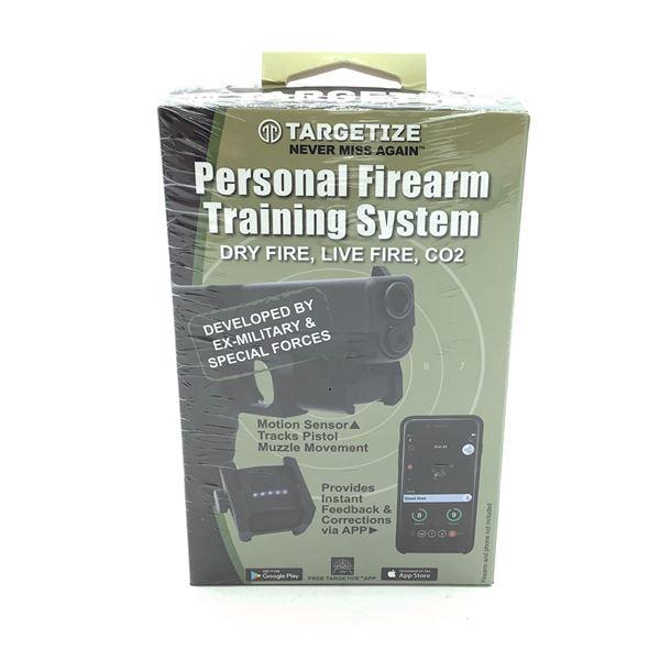 Targetize Personal Firearm Training System, New