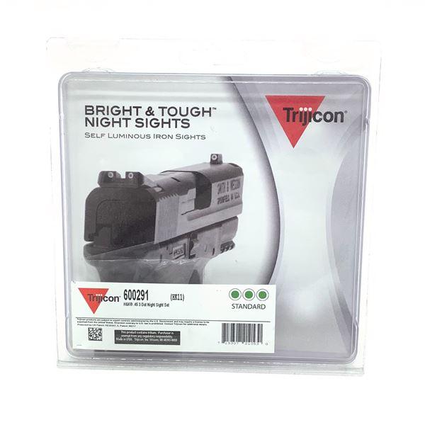 Trijicon HK11 H & K 3 Dot Night Sight Set, New