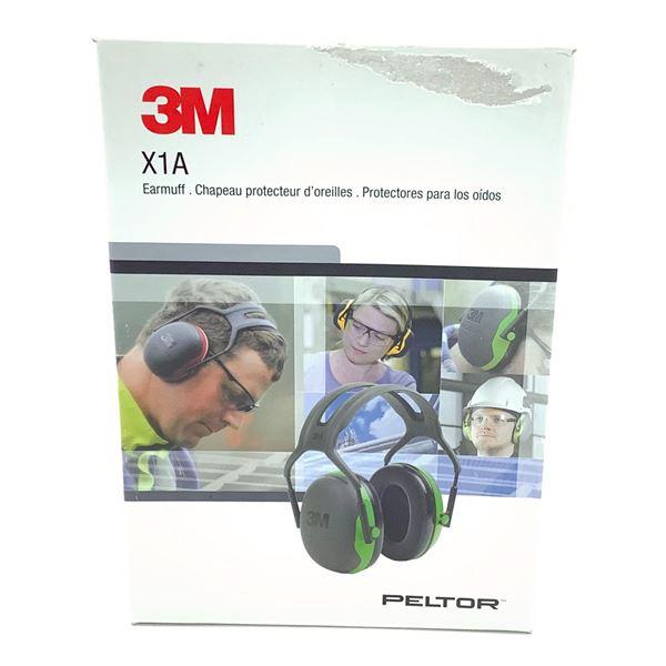 Peltor X1A 22 NRR Earmuffs