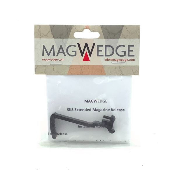 Mag Wedge SKS Extended Magazine Release, New