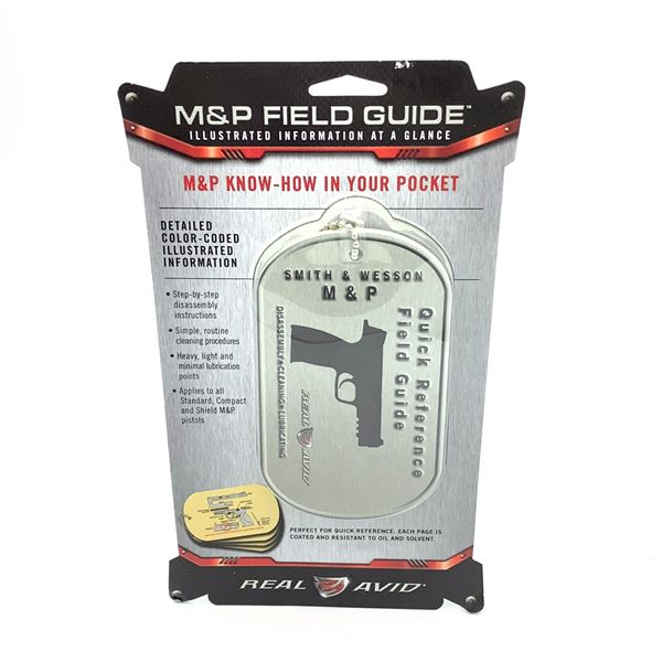 Real Avid AVMNPR M + P Field Guide, New