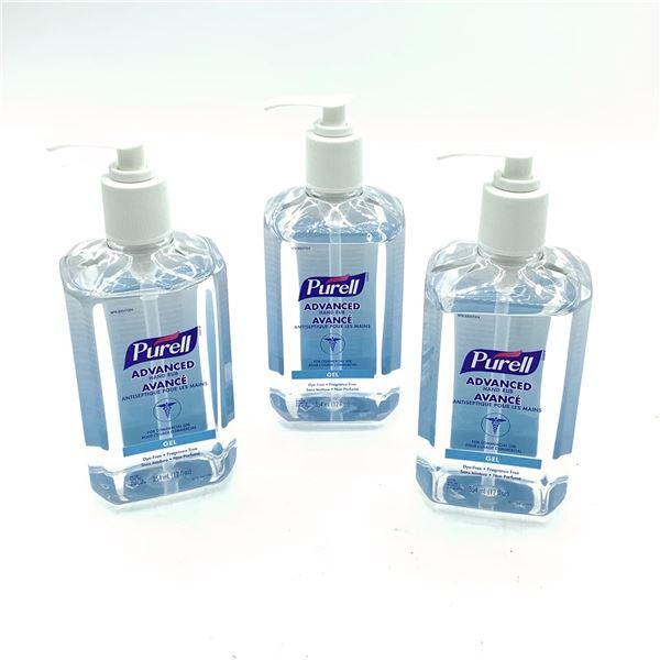 Hand Sanitizer, 354 mL X 3, New