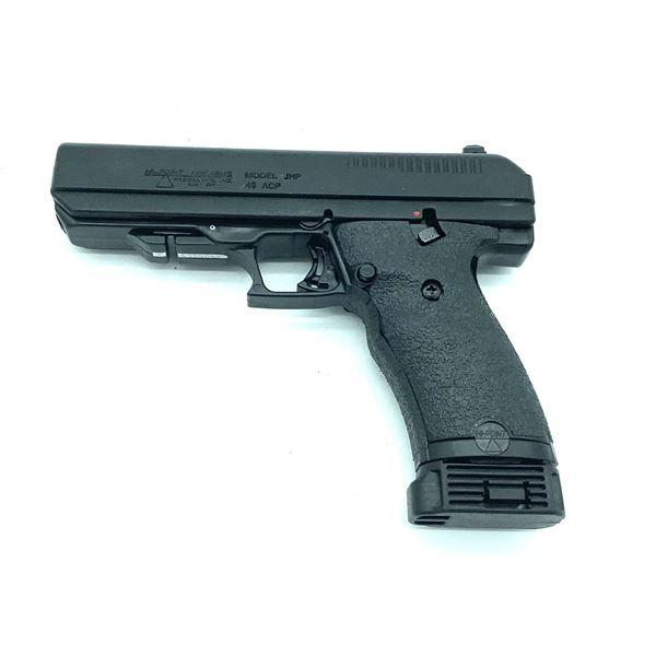 HI Point 45 ACP Semi Auto Pistol Restricted, Demo