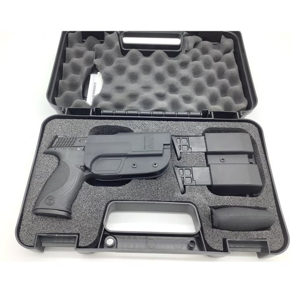 Smith and Wesson M& P 40 S& W Semi Auto Pistol, Restricted