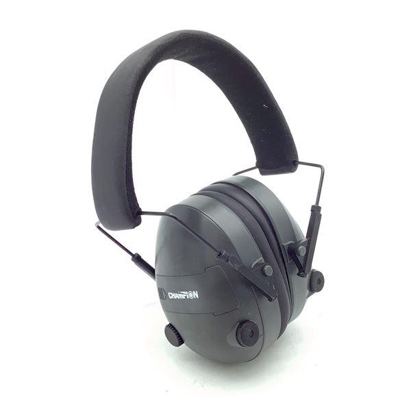 Champion Hearing Protection, Grey