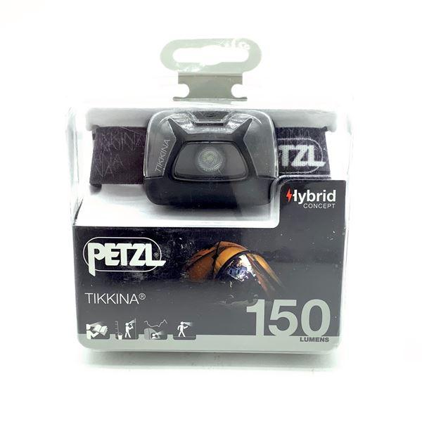 Petzl 150 Lumens Head Lamp, Appears New